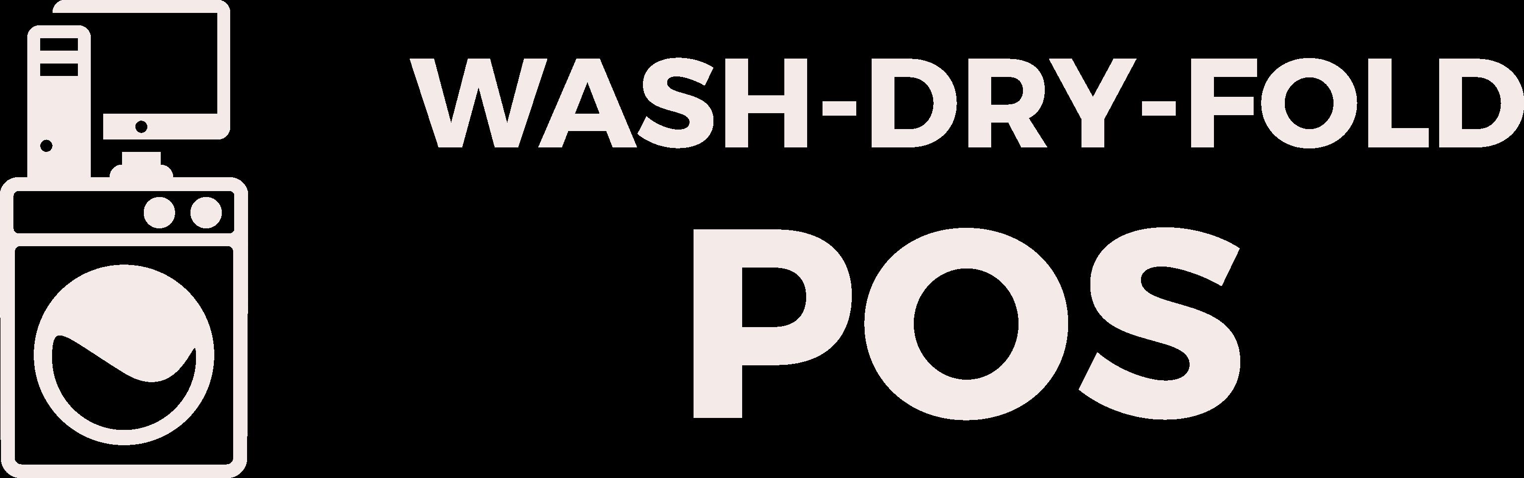 Wash-Dry-Fold POS